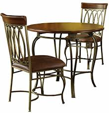 round table 36 inch diameter amazon com hillsdale montello round dining table 36 inch diameter