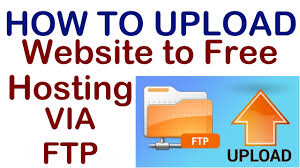 tutorial upload website ke internet how to upload website on server youtube