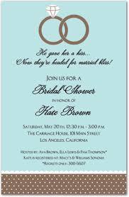 engagement brunch invitations ring bliss engagement invitation engagement party invitations 17345