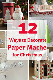 12 ways to decorate paper mache for christmas hobbycraft blog