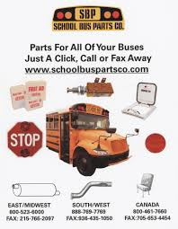 bus parts company online
