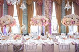 chic reception ideas for weddings reception decorations photo