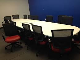Conference Room Desk Used Conference Tables Common Sense Office Furniture Orlando
