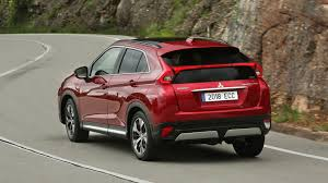 old mitsubishi eclipse mitsubishi eclipse cross 1 5 4wd cvt 2017 review by car magazine