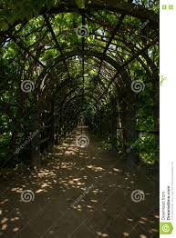 English Garden Pergola by The Picturesque Entrance Into Arched Hallway Garden Pergola Of