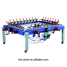 Stretching Table Mesh Stretching Machine Mesh Stretching Machine Suppliers And