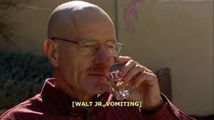 Walt Jr Memes - walt jr vomiting memes and comics
