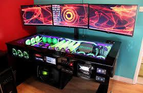 Computer Desk Built In Desk Built In Computer Desk Ideas