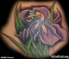 bee and iris tattoo artists org