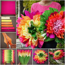 Making Flowers Out Of Tissue Paper For Kids - 105 best flower images on pinterest paper flower backdrop giant