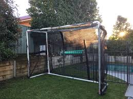 Best Backyard Soccer Goal by How To Build A Soccer Goals For Less Then 125 Youtube
