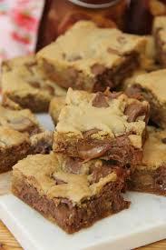 rolo cookie bars jane u0027s patisserie