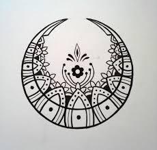 cresent moon design by byakuren studios on deviantart
