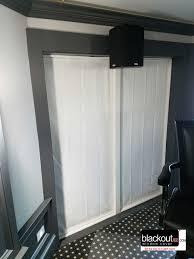 custom blackout ez window cover premier polyester cotton 0 00