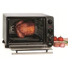 amazon com elite cuisine ero 2008n maxi matic 6 slice toaster oven