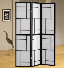 Tri Fold Room Divider Screens Fabulous Folding Room Divider With Handmade Tri Fold Opaque