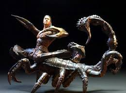 Scorpion Halloween Costume 35 Ideas Halloween Costumes Inspired Demonic Beings