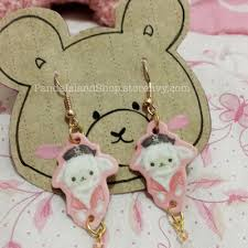 exo earrings exo chanyeol taurus rilakkuma keychain phonecharm panda island