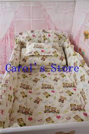 Nursery Bedding Sets Boy by Character Animal Bear Baby Crib Bedding Set For Boy Fundas