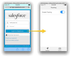 ionic inappbrowser tutorial building geo tracking apps with angularjs ionic and the salesforce