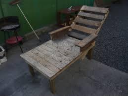 chaise longue palette chaise longue le de palettepower com