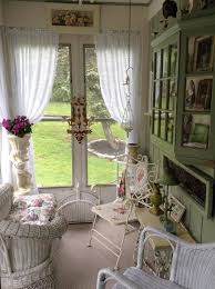 Shabby Chic Sunroom 786 Best A Touch Of Shabby Images On Pinterest Romantic Cottage