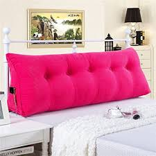 Pink Sofa Bed by Amazon Com Vercart Sofa Bed Large Filled Triangular Wedge Cushion