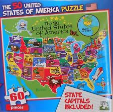 usa map jigsaw puzzle united states of america puzzle patch usa map jigsaw 60 big