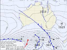 weather fronts map weather map explainer what are cold fronts synoptic charts isobars