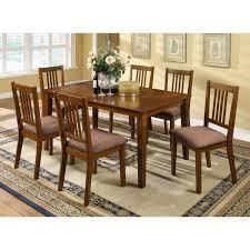 Hokku Designs Dining Set by Furniture Of America Iovita 7 Piece Dining Set Hayneedle