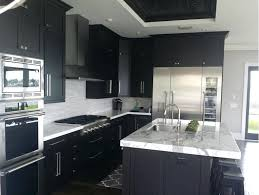 black kitchen cabinets design ideas black kitchen cabinets design ideas and palette in 3