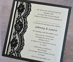 wedding invitations melbourne black swan lace wedding invitations melbourne
