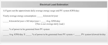 Solar Panels Estimate by Understand Home Solar Power System Design With This Detailed Walk