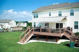 retractable porch awnings u2013 lawilson info