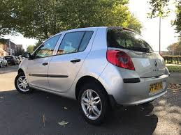 renault clio expression under 1 2 petrol manual 2006 reg low