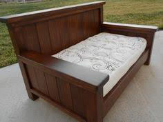 how to make a daybed frame daybed cost around 50 75 to make full plan lily seems to sleep