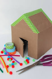 10 ways to turn you cardboard boxes into kids u0027 crafts jane can
