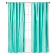 Light Block Curtains Pillowfort Twill Light Blocking Curtain Panel Green