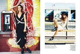 erin wasson for shop til you drop 10th march 2014 visual