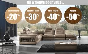 meuble canapé design soldes été 2016 salon cuir meubles design soldes à