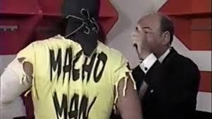 wcw halloween havoc wcw halloween havoc 1995 randy savage interview video dailymotion