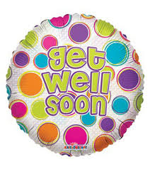 get well soon and balloons balloons get well soon balloon hospital gift shop hospital