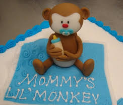 Baby Monkey Centerpieces by Monkey Themed Baby Shower Centerpieces U2013 Home Party Theme Ideas