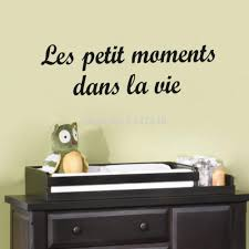 online get cheap wall decal quotes for living room aliexpress com french quote the small moments in life wall decals for living room wall sticker quotes vinyl