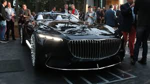 100 maybach vision 6 cabriolet price vision mercedes