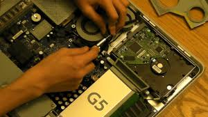 how to imac g5 hard drive replacement youtube