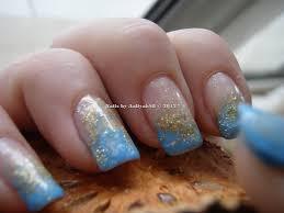 sky blue nail designs images nail art designs