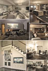 Turning A Basement Into A Family Room Designs  Ideas Home Tree - Family room in basement