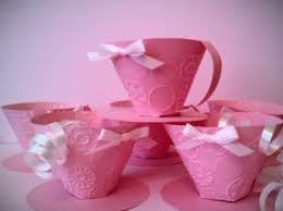 tea cup favors pink tea cup favor boxes qty 10 meylah