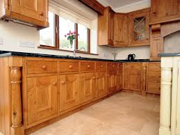 kitchen designs with oak cabinets lovely rustic oak kitchen taste